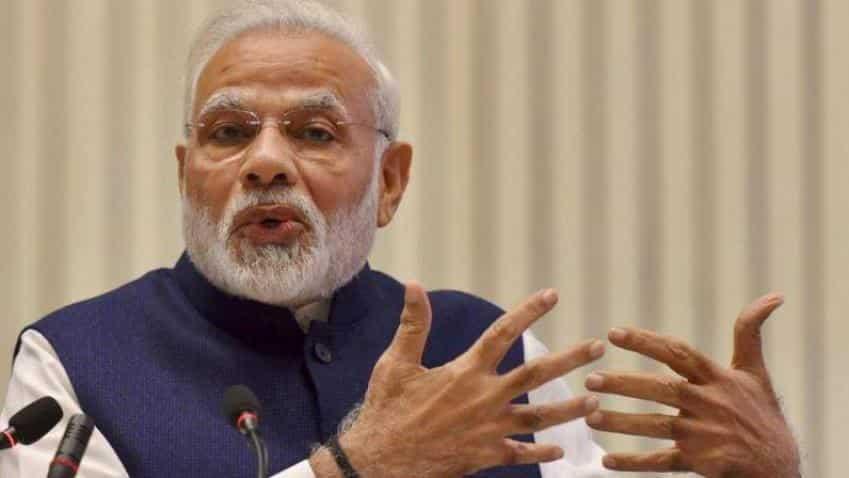 Narendra Modi presents 10-point action plan to promote solar energy
