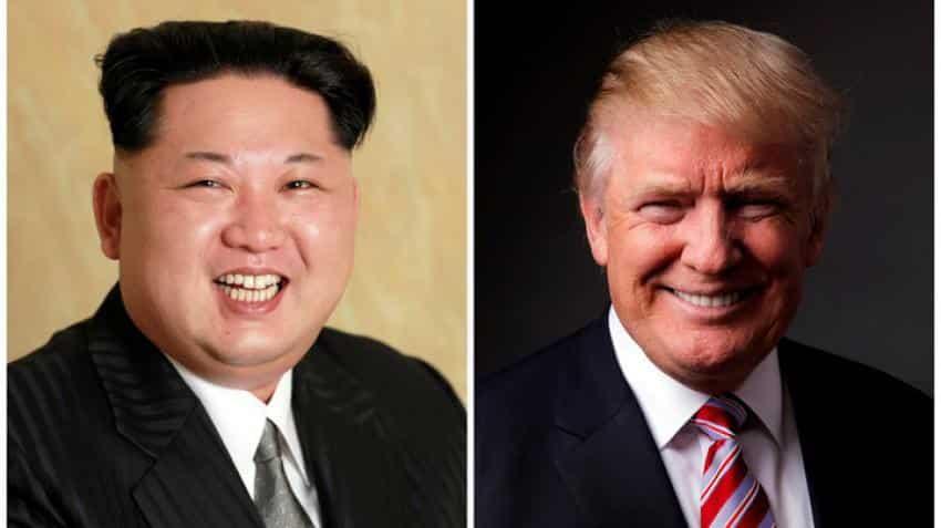 Donald Trump predicts tremendous success in talks with Kim Jong Un of North Korea