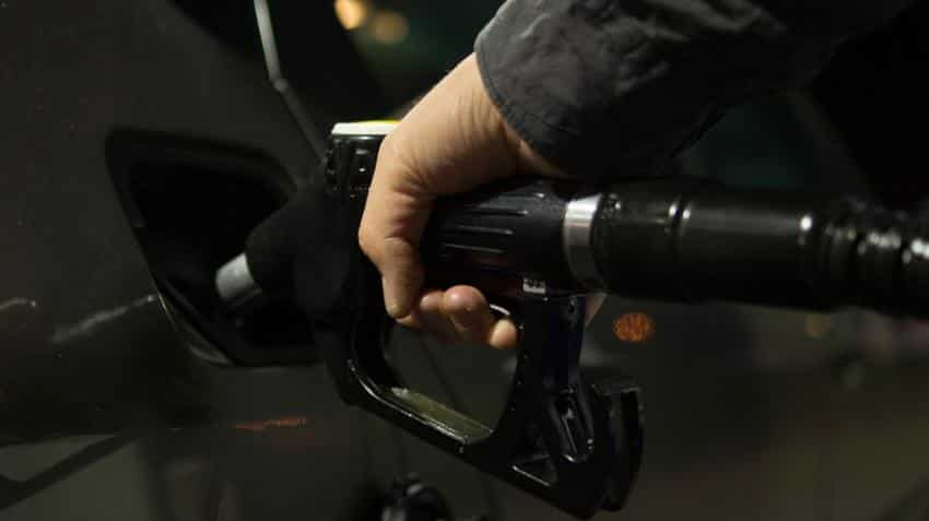 Petrol price in India today fell even as global crude sees uptick