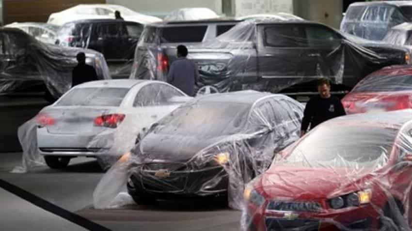 Car sales in India rise by 3.7% to 1,79,122 units; bike sales soar 26.4%