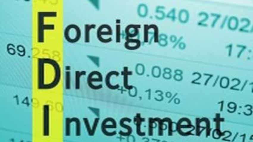 India attracts $209 bn FDI during Apr 2014 to Dec 2017