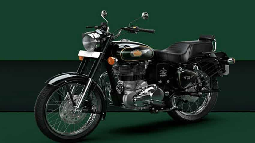Big success for Royal Enfield; Bullet bikes to whizz around this country now