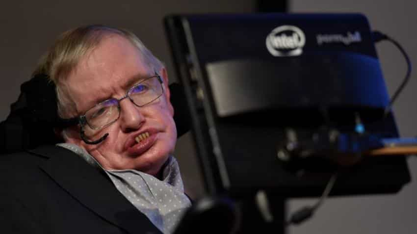 Stephen Hawking dead at 76: Legendary British scientist passes away at home in Cambridge