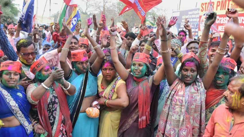 UP, Bihar bypoll results 2018: BJP beaten in Gorakhpur, Phulpur, Araria Lok Sabha polls
