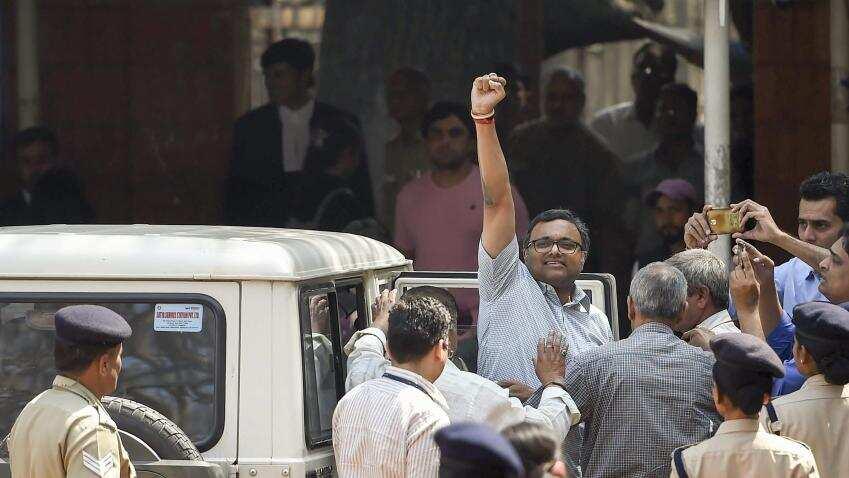 INX media case: Delhi HC extends Karti Chidambaram's protection from arrest till March 22