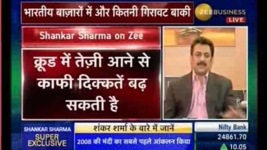 Shankar Sharma: India's macros to deteriorate over next 12 months