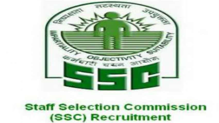 SSC CPO Recruitment 2018: Government jobs notification for 1223 posts in Delhi Police, CISF released, last date to apply is April 2