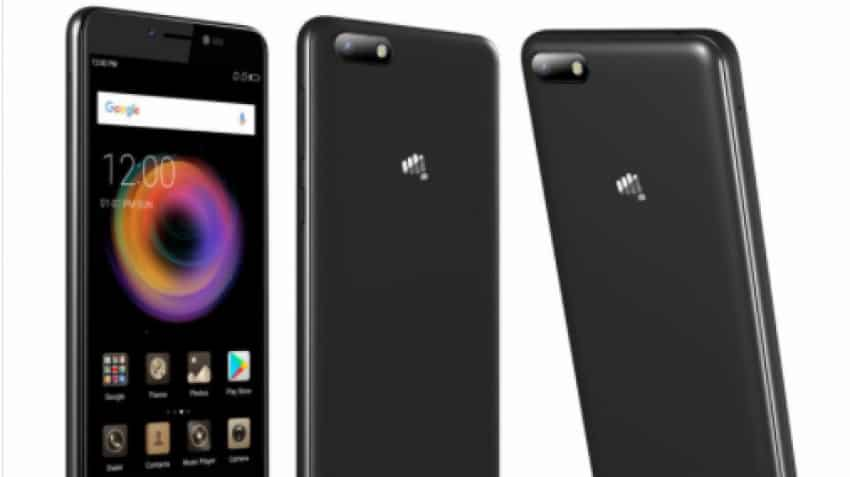 Micromax Bharat 5 pro launched in India priced at Rs 7,999; big phone at affordable rates