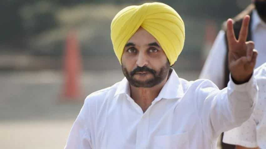 Bhagwant Mann resigns as Punjab chief of AAP after Arvind Kejriwal's apology to Bikram Singh Majithia