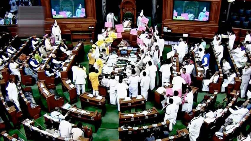 In big jolt to Narendra Modi government, TDP quits NDA, moves no-confidence motion in Lok Sabha