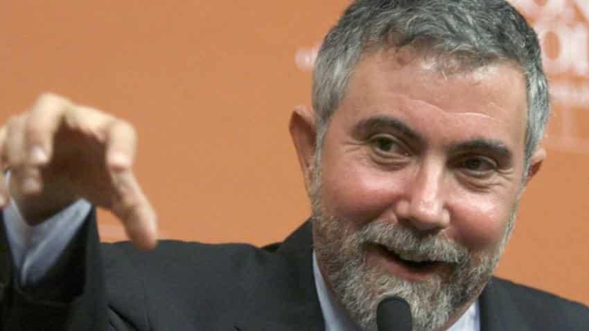 Paul Krugman on India:  Progress made but economic inequality remains