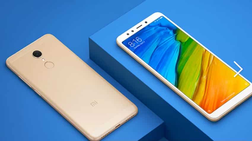 Xiaomi Redmi 5 sale starts; Priced at Rs 7,999 on Amazon, mi.com; Reliance Jio mega offer available