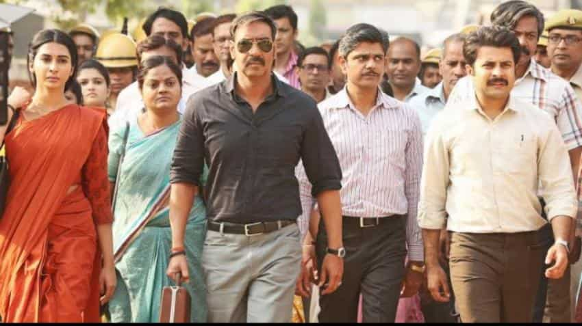 Raid box office collection by day 3: Ajay Devgn, Ileana D'Cruz and Saurabh Shukla starrer earns Rs 41 cr