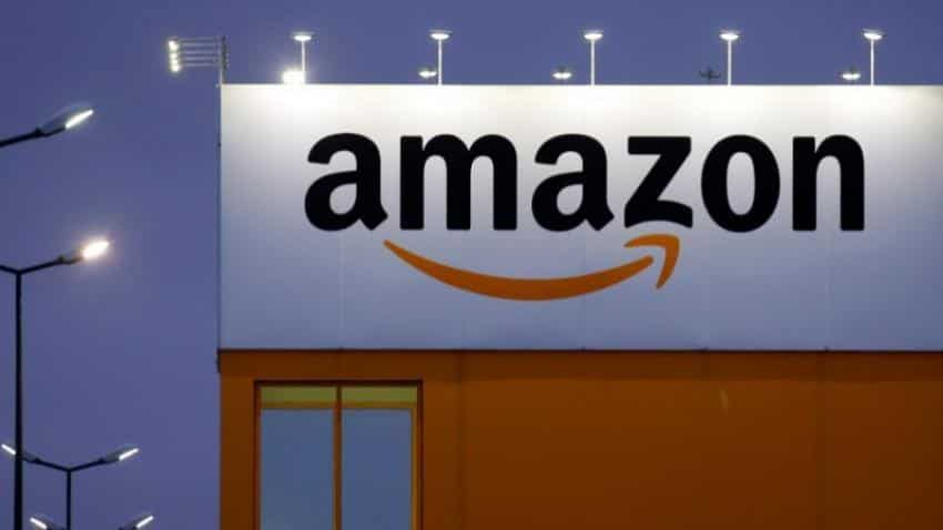 Amazon is now 2nd most valuable US-listed company, tops Google parent Alphabet