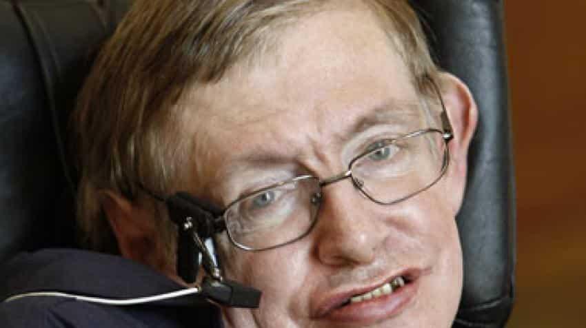 Stephen Hawking's ashes to sit near Newton, Darwin's graves