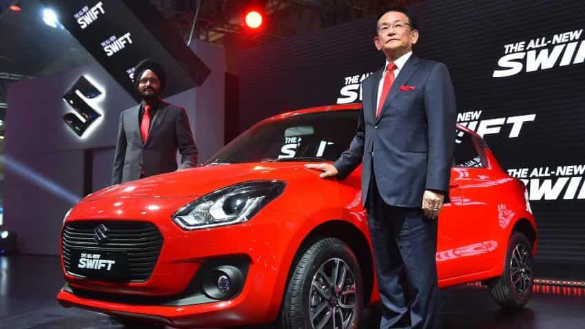 Maruti Suzuki Swift 2018: New version priced at Rs 4.99 lakh