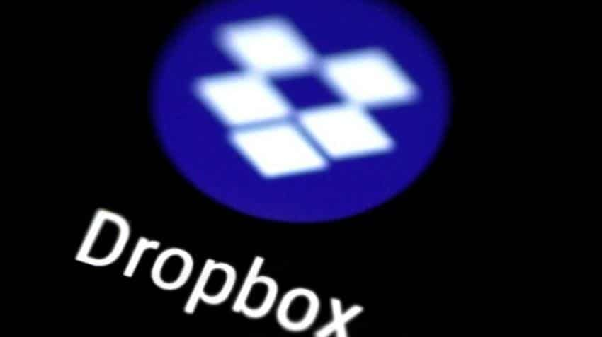 Cloud storage firm Dropbox raises IPO price range by $2 on strong demand