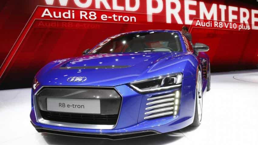 Audi e-tron electric SUV may be priced around Rs 1.3 crore in India