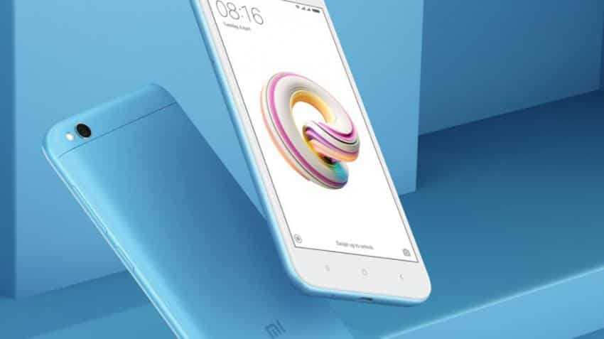 Xiaomi Redmi 5A flash sale on Flipkart, mi.com starts; get hold of smartphone, here's how