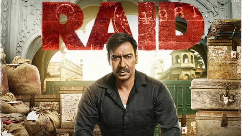 Raid box office collection day 6: Ileana, Ajay Devgn get good traction, boost take to Rs 58.39 cr