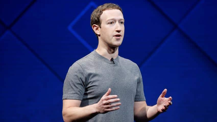 Now, Facebook chief Mark Zuckerberg blames 'someone' for controversy