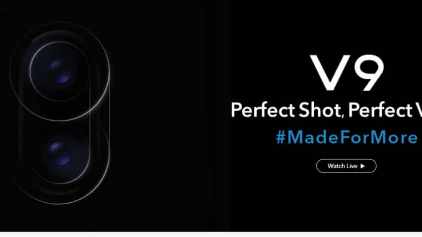 Vivo V9 launch date in India: Likely priced at Rs 24,000, iPhone X-style notch, dual rear cameras main highlights