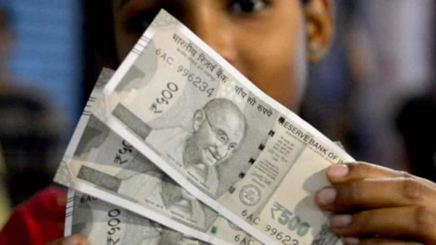 Indian rupee Vs dollar today: Sensex, Nifty losses weigh on domestic currency