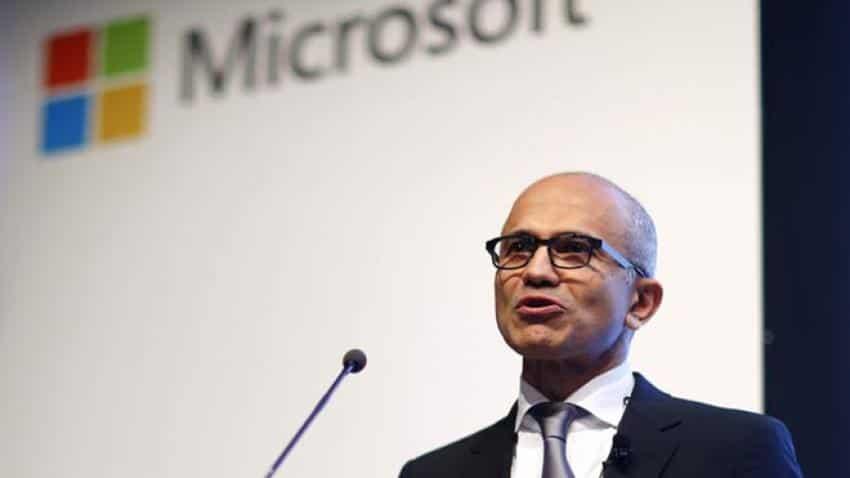 Microsoft chief Satya Nadella hails advancements in India