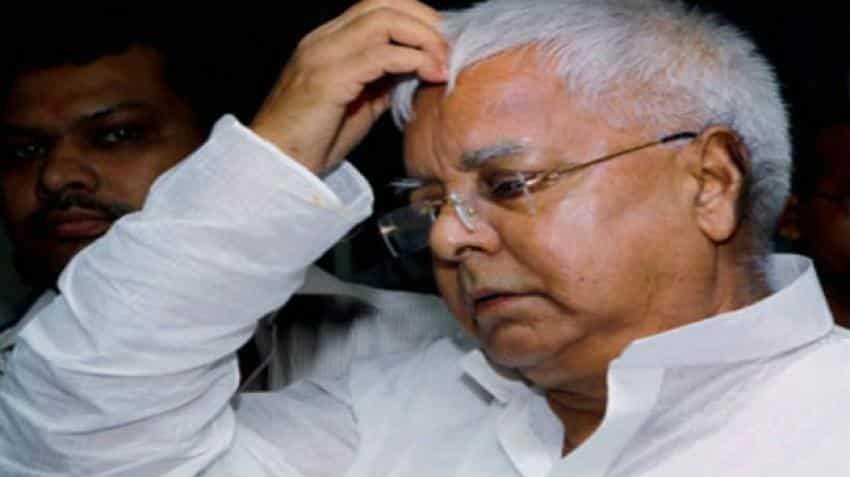 Lalu Prasad sentenced to 14 yrs in prison in fourth fodder scam case