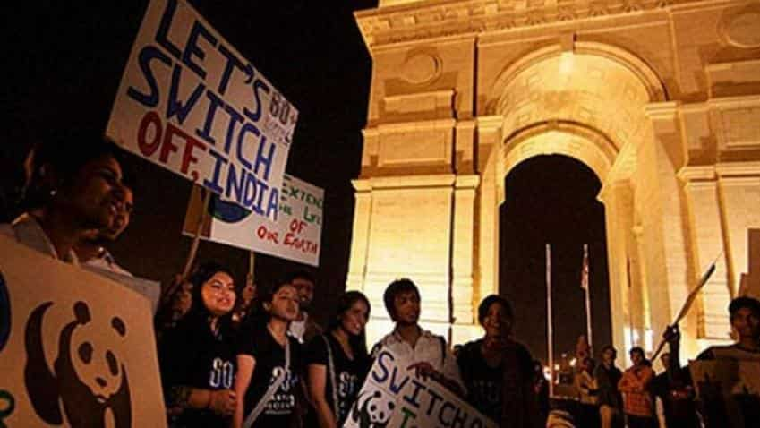 Save the world, switch off lights during Earth Hour
