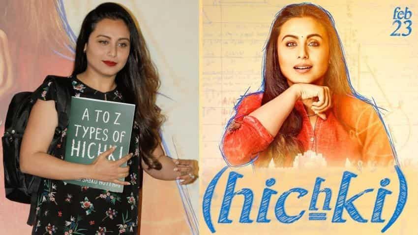 Hichki box office collections: Rani Mukherji makes good comeback, powers take to Rs 3.30 cr on Day 1