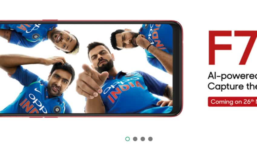 Oppo F7 India launch: Check key features, specifications, and more