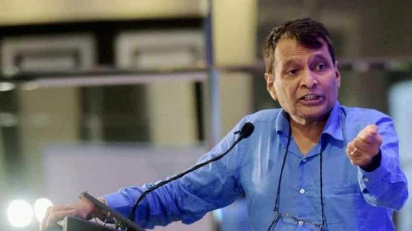 Globalisation going through revisionary phase: Suresh Prabhu