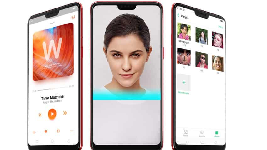Oppo F7 price in India and specifications; launched on Flipkart, discount, Reliance Jio offer available