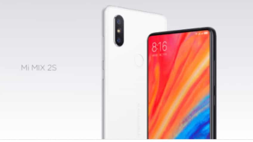 Mi Mix 2S price in India to be approximately Rs 34,200; check key specs and more of this Xiaomi smartphone
