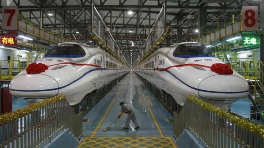 Indian Railways bullet train to travel at 320 kmph, have plush seats, coffee makers, and more