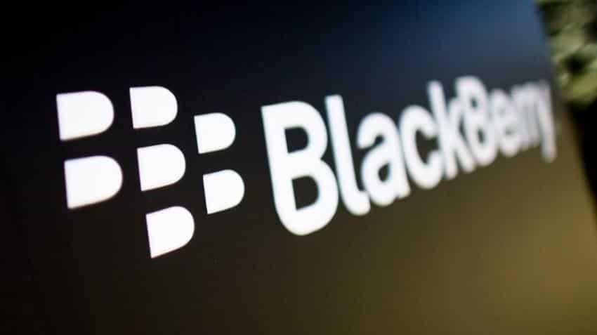 BlackBerry beats profit estimates as software business steadies