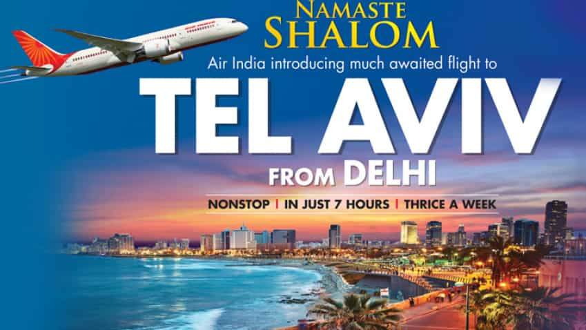 Air India offers quick trip to Tel Aviv, non-stop in just 7 hrs, even as El Al protests