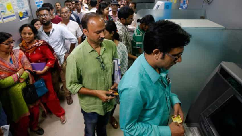 ATMs in Telangana, Andhra Pradesh; run out of cash; Maharashtra, Kerala to the rescue