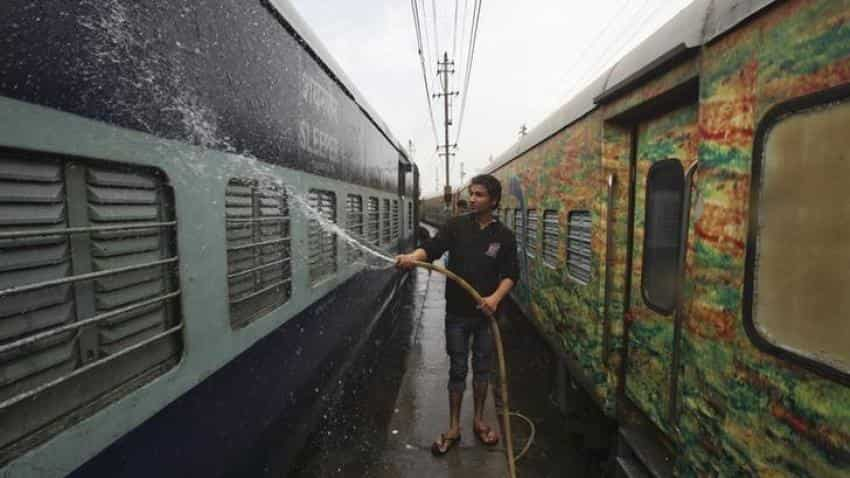Railways says target of installing LED lights at all stations achieved