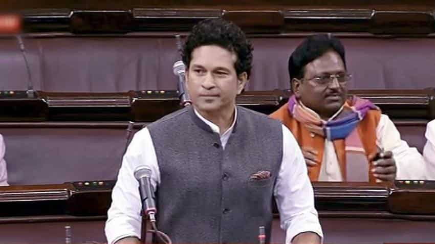 What MP Sachin Tendulkar did with his salary will make you set goals for yourself