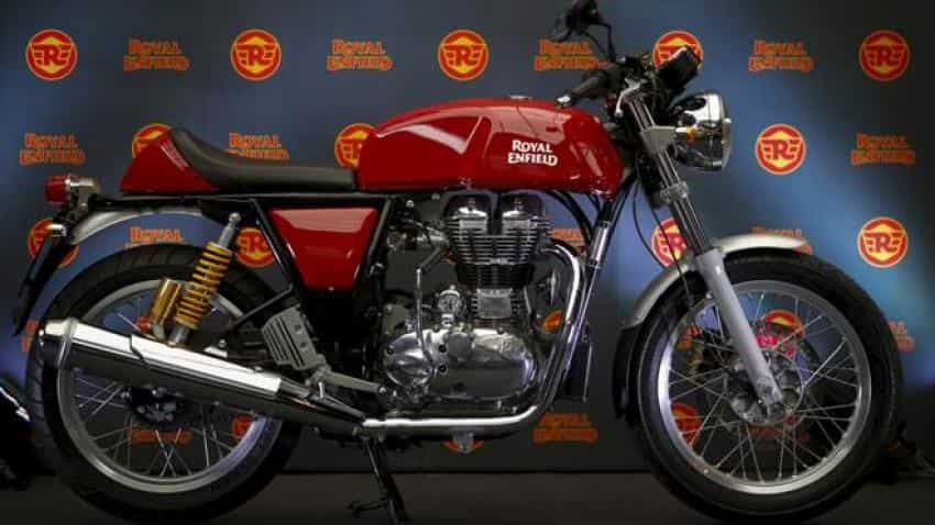 Royal Enfield sales surge 27% to 76,087 units in March