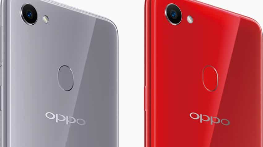 Oppo F7 priced at Rs 21,990 available offline; check out cashback offers