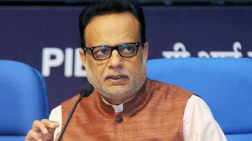 GST collection on upswing, close to Rs 90,000 cr: Hasmukh Adhia