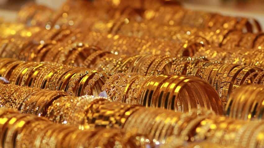Gold price in India today; 24 karat tumbles even as 22 karat gains