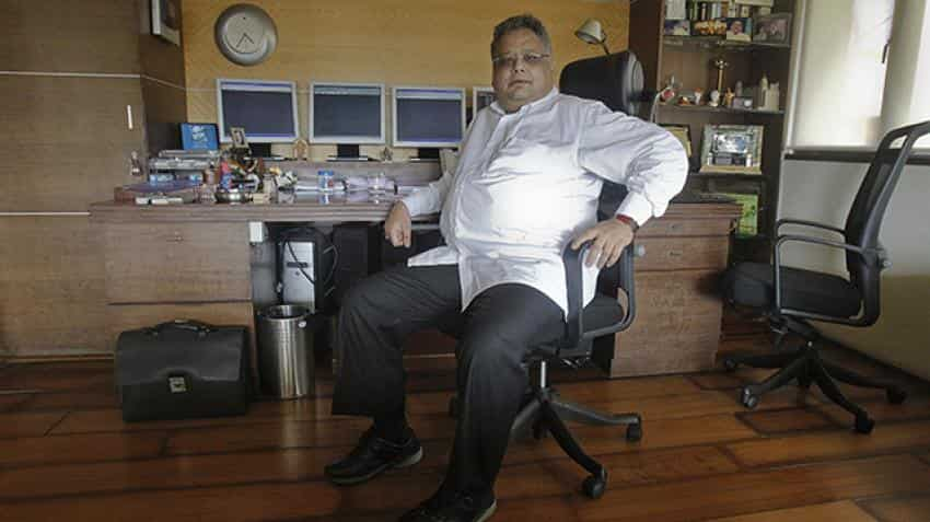 Rakesh Jhunjhunwala portfolio: Seven stocks that surged over 50% in FY18