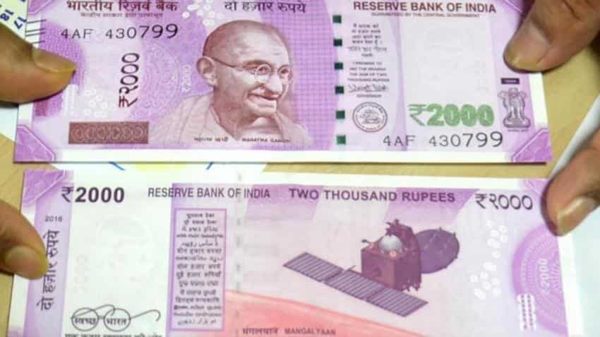 Indian rupee Vs dollar today: Rupee surges ahead of RBI monetary policy