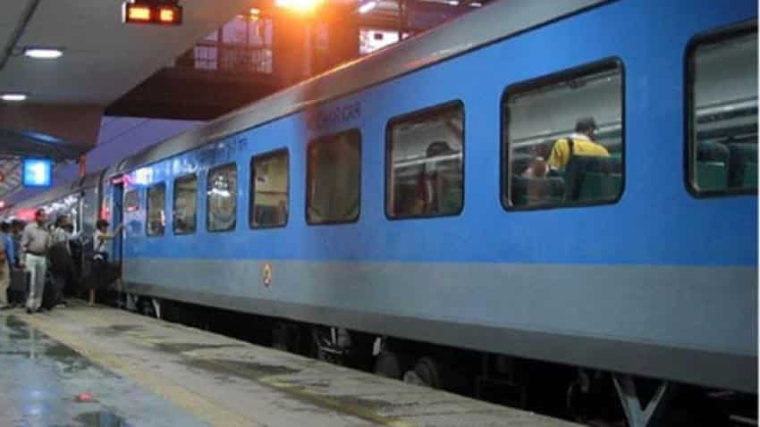 Travelling by Indian Railways train? Get set for a soft surprise