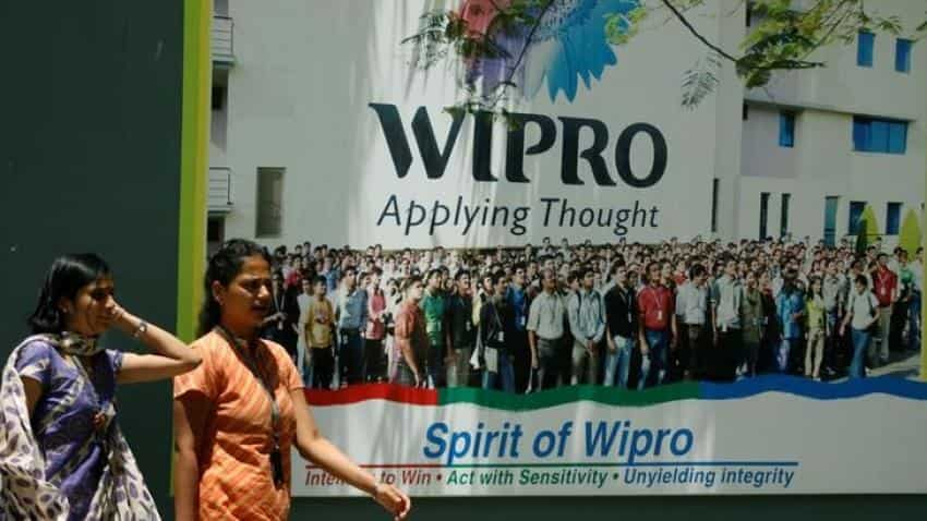Wipro sells 63% stake in airport IT services JV to Antariksh Softtech