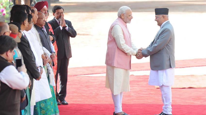 Narendra Modi: India's contribution towards Nepal development will continue